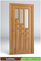 Міжкімнатні двері з масиву дерева Хайфа