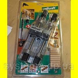 Набор для выполнения соединений Wolfcraft 3750000