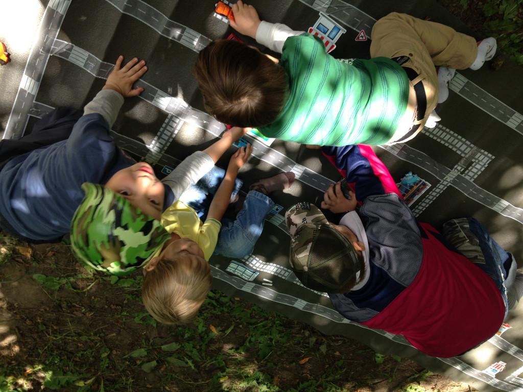 Наше лето на Арт-пикнике Славы Фроловой