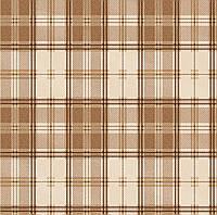 """Обои рулонные бумажные """"Шотландка1 1370 ТМ Континент (Украина) 0,53*10,05"""
