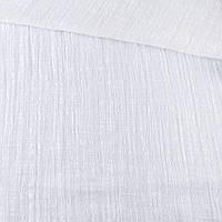 322258493 - Лен-коттон белый жатый, ш.135