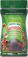 Puritan's Pride Children's Multivitamins & Minerals Gummies 60 gummies, фото 2