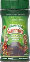 Puritan's Pride Children's Multivitamins & Minerals Gummies 60 gummies