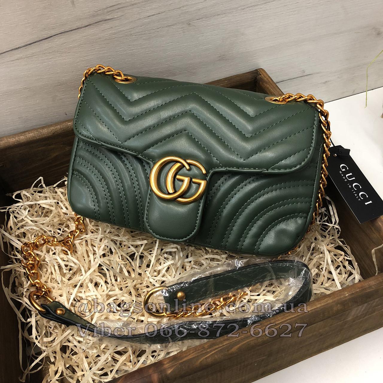 79f9bfc4909b Сумка в стиле Gucci marmont через плечо   сумка реплика Гуччи - BagsOnline  - твоя идеальная