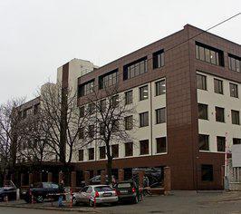 Офисный цент в г. Киев (ул. Гарматная)