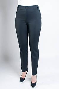 Женские укороченные брюки Елария черные