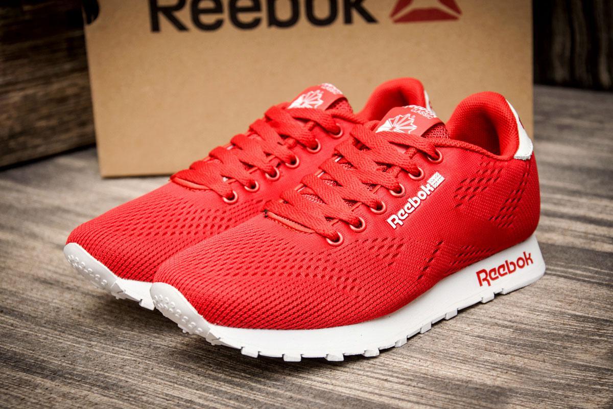 Кроссовки женские Reebok Classic, красные (2542-6) размеры в наличии ► [  36 (последняя пара)  ]