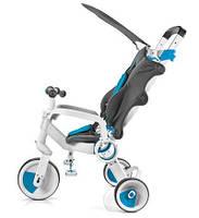 Велосипед коляска Трехколесный Galileo Strollcycle Синий