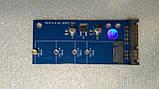 Переходник M.2 ( NGFF key B и B+M ) SSD to -> SATA, фото 6
