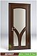 Міжкімнатні двері з масиву дерева Денвер, фото 2