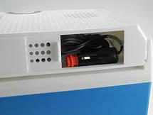 Автохолодильник термоелектрический EZetil E26M SSBF 12/230V, фото 2