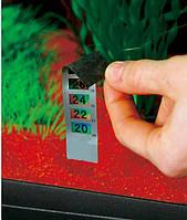 BLU 9099  Ferplast Жидкокристаллический термометр для аквариумов