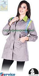 Халат для техперсоналу (прибиральниці, покоївки) LH-COLVISER SJNJZ