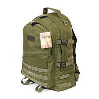 Тактический армейский крепкий рюкзак 30 литров Олива. , фото 1