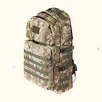 Тактичний рюкзак на 60 літрів з системою M. O. L. L. E. 161/22 Український піксель CORDURA 1200 den