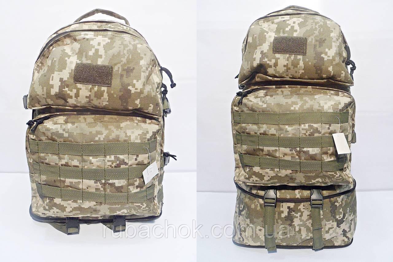 """Тактический рюкзак с системой M.O.L.L.E. """" Трансформер """" 161/32 CORDURA 1200 den"""