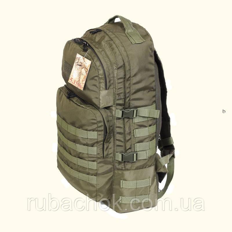 Тактический армейский туристический супер-крепкий рюкзак 60 литров афган