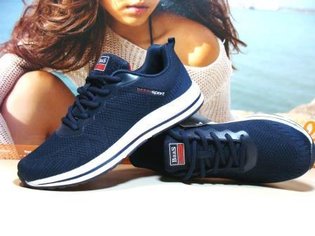 Мужские кроссовки BaaS Neo 2 синие 45 р.