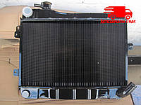 Радиатор  ВАЗ 2103, 2106 (2-х рядный медный) (пр-во г.Оренбург). Ціна з ПДВ