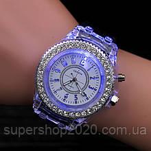 Жіночі наручні годинники Geneva Shine