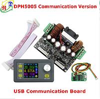 Преобразователь напряжения повышающий понижающий DPH5005 0-50V; 5 A; 160 Вт. с USB платой