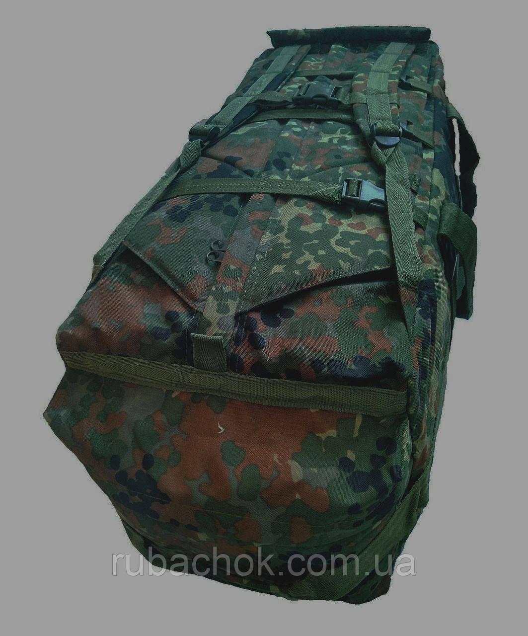 Сумка-рюкзак транспортная Британской армии 67к Flektarn на 80 литров.