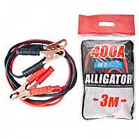Провода для прикуривания аккумулятора CarLife Alligator 400A BC642