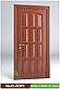 Міжкімнатні двері з масиву дерева Нью-Йорк, фото 4