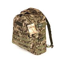 Тактический армейский супер-крепкий рюкзак 30 литров пиксель, фото 1