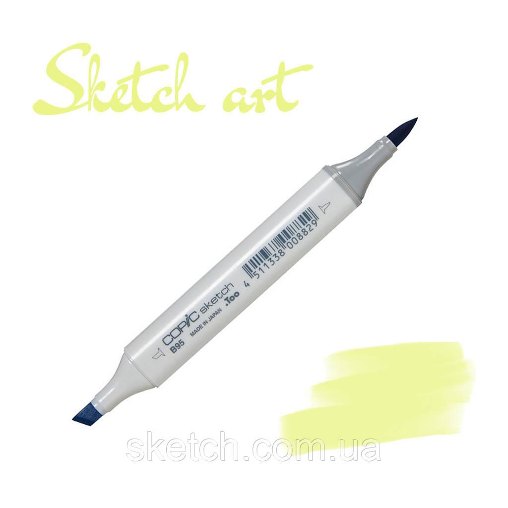 Copic маркер Sketch, #YG-00 Mimosa yellow
