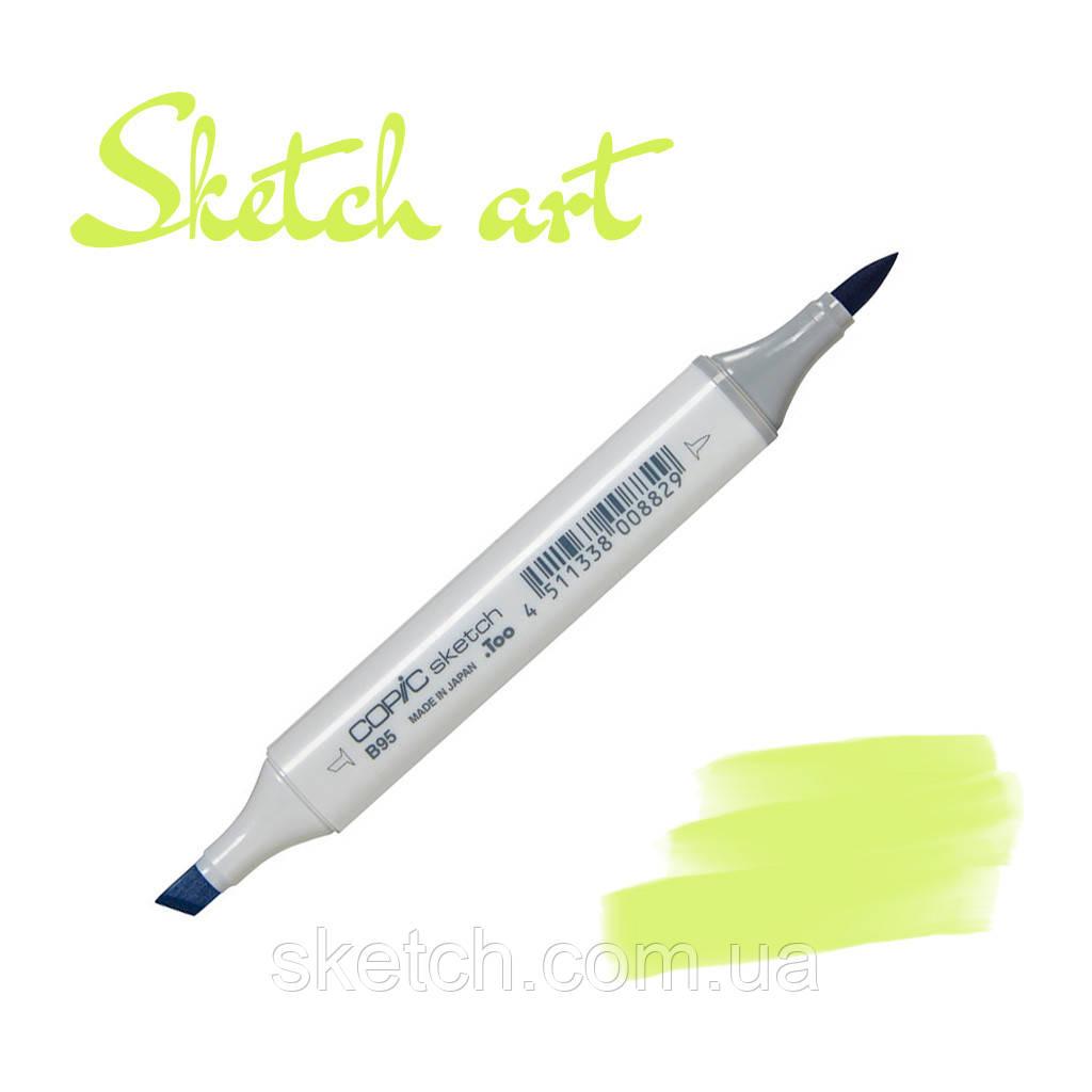 Copic маркер Sketch, #YG-01 Green bice