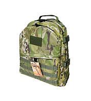 Тактический армейский крепкий рюкзак 30 литров мультикам, фото 1