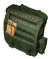 Тактическая сумка-планшет Олива 261/2, фото 1