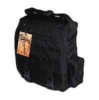 Тактическая сумка-планшет Черный, фото 1