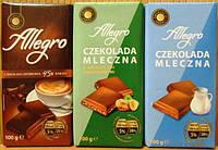 Allegro молочный шоколад