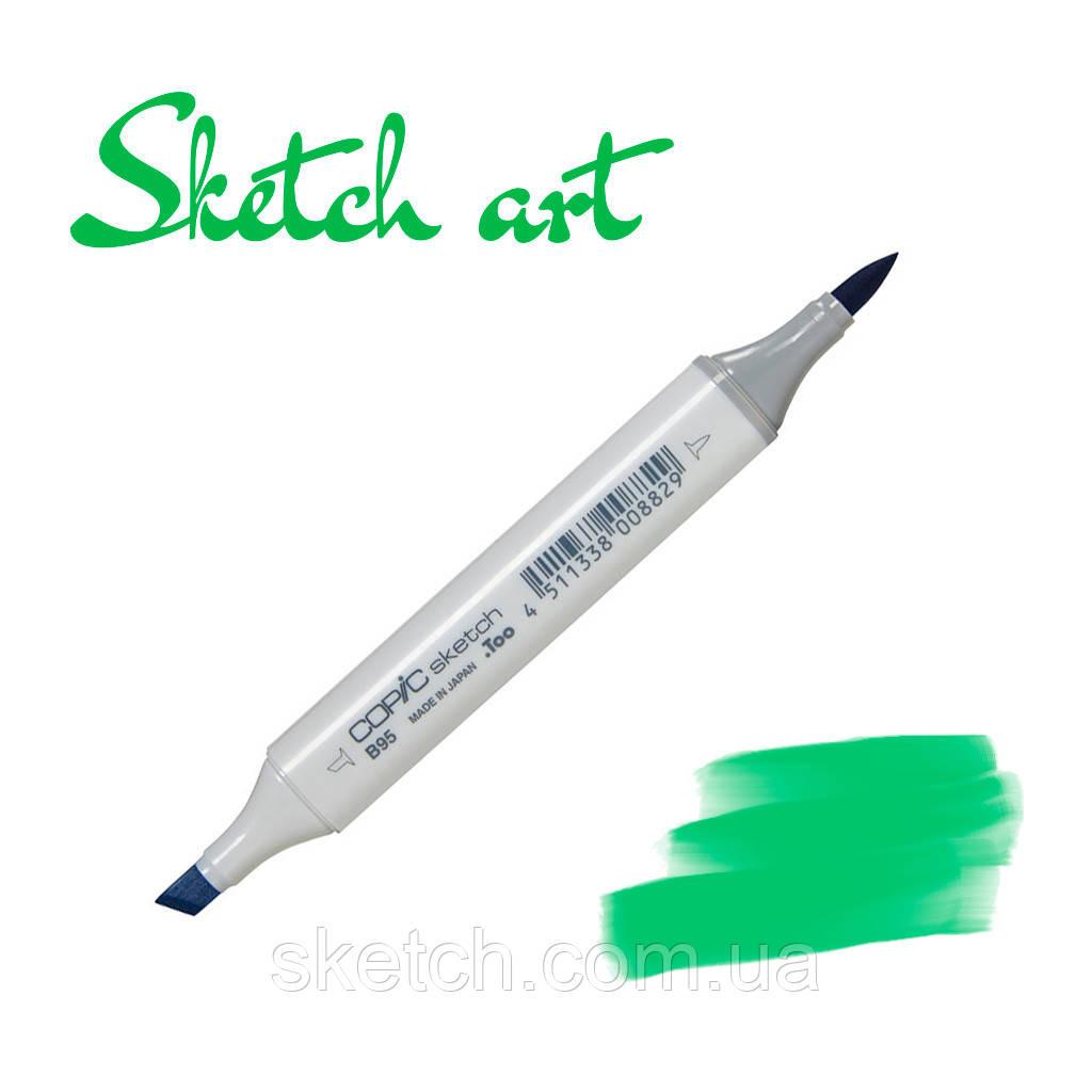 Copic маркер Sketch, #YG-09 Lettuce green