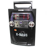 Музыкальная колонка радио с блютус Pu-Xing-PX-46-BT