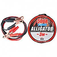 Провода для прикуривания автомобиля CarLife Alligator 500A BC651