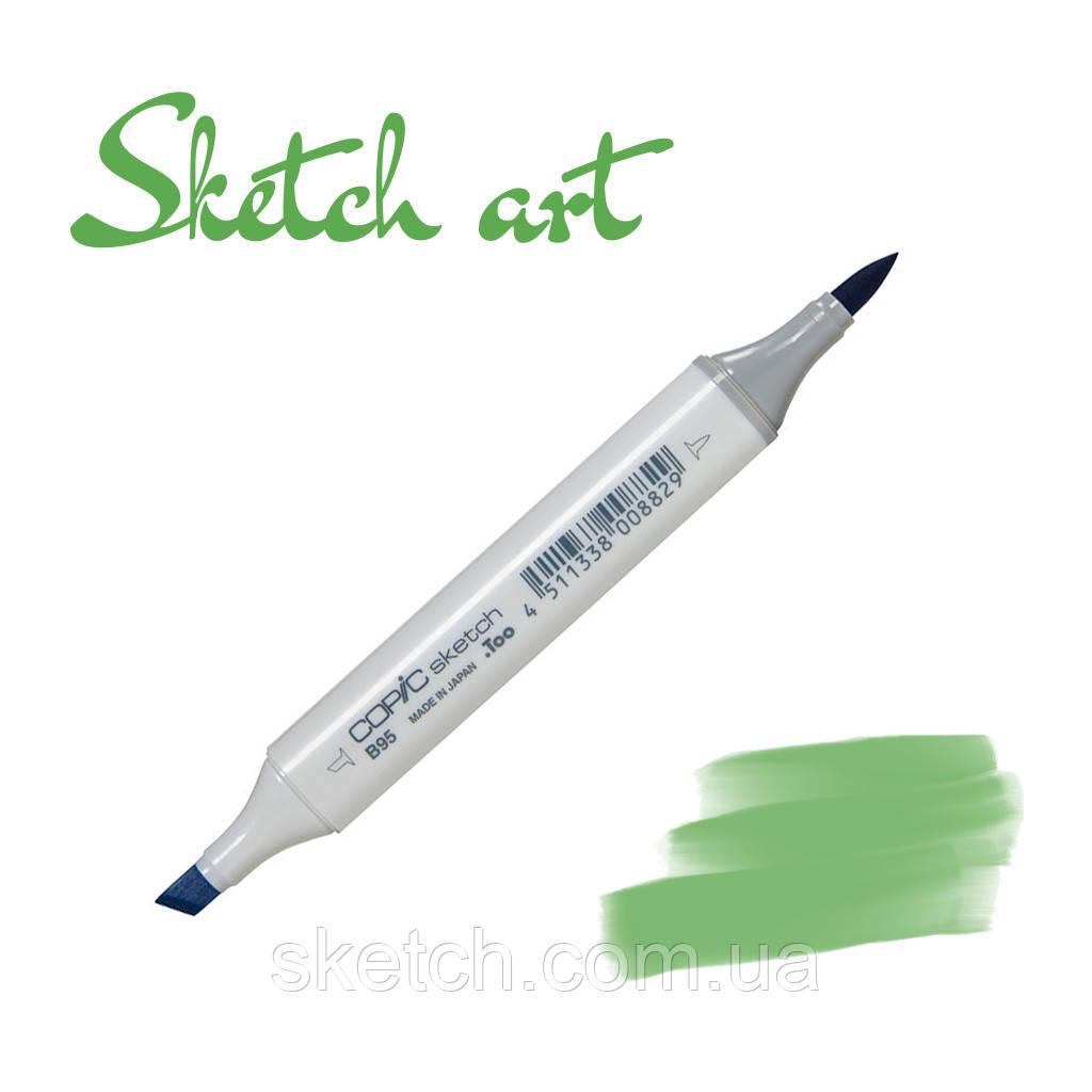 Copic маркер Sketch, #YG-17 Grass green
