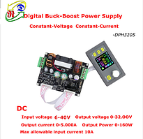 DPH3205 Повышающий преобразователь напряжение тока 32В 5A
