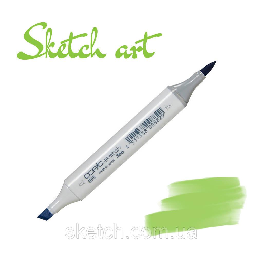 Copic маркер Sketch, #YG-25 Celadon green