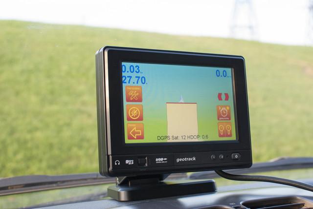 ГеоТрек Хаммер - надійні, потужні, захищені системи паралельного водіння