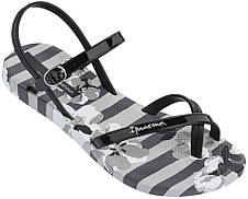 Оригинал Сандалии женские 82291-21869 Ipanema Fashion Sand V Grey/Black