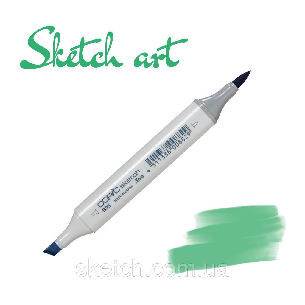 Copic маркер Sketch, #YG-45 Cobalt green