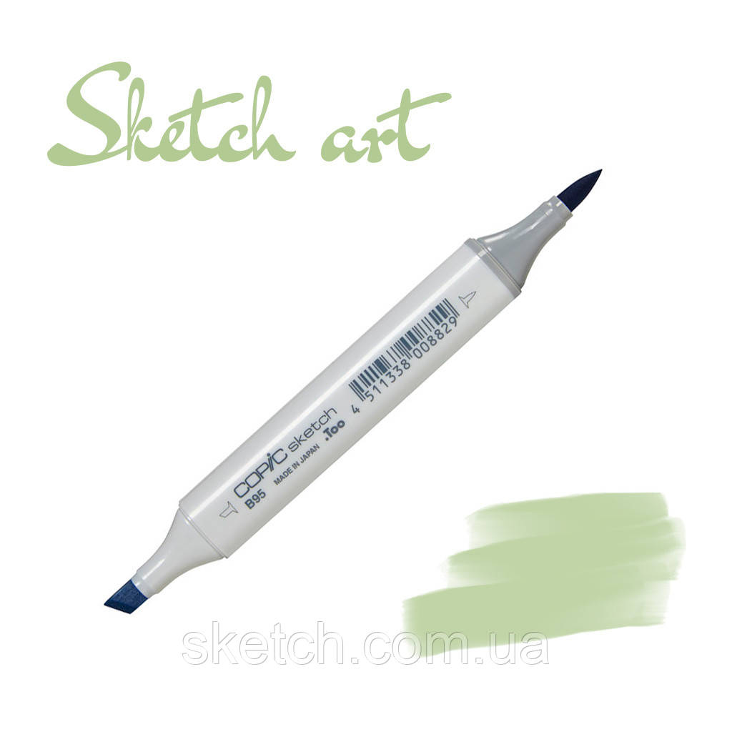 Copic маркер Sketch, #YG-61 Pale moss