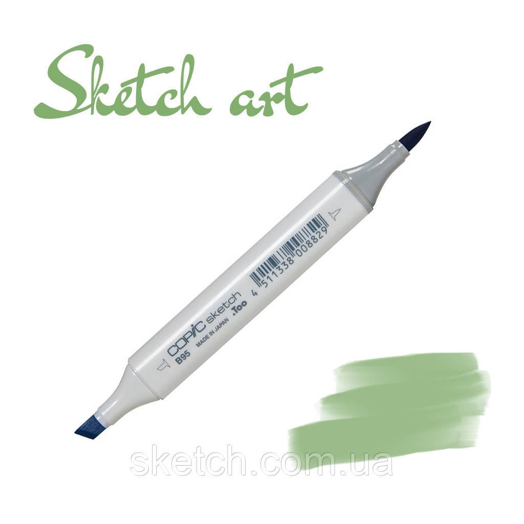 Copic маркер Sketch, #YG-63 Pea green