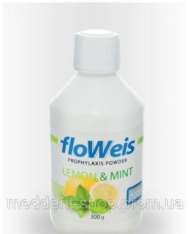 Сода Air Flow FLOWEIS вкус Лимон-мята (уп.300 г)