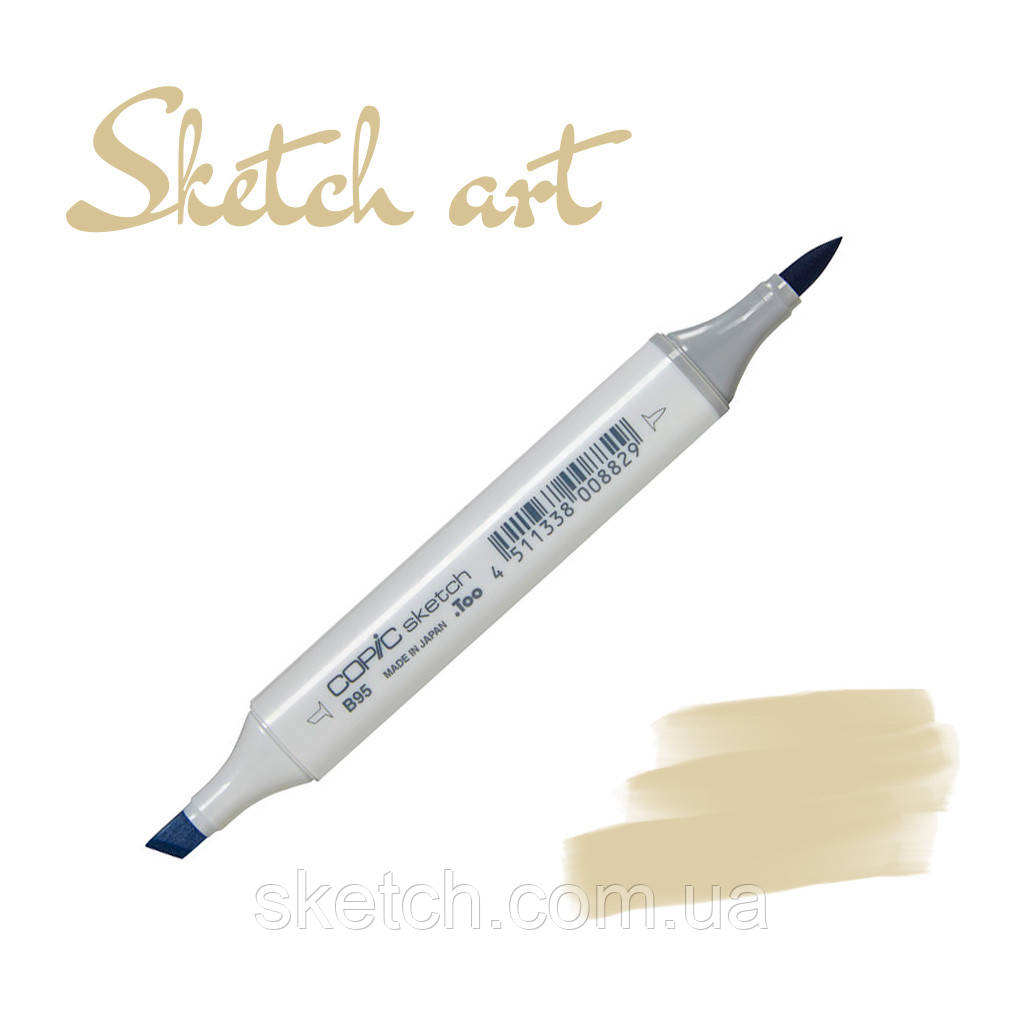 Copic маркер Sketch, #YG-91 Putty