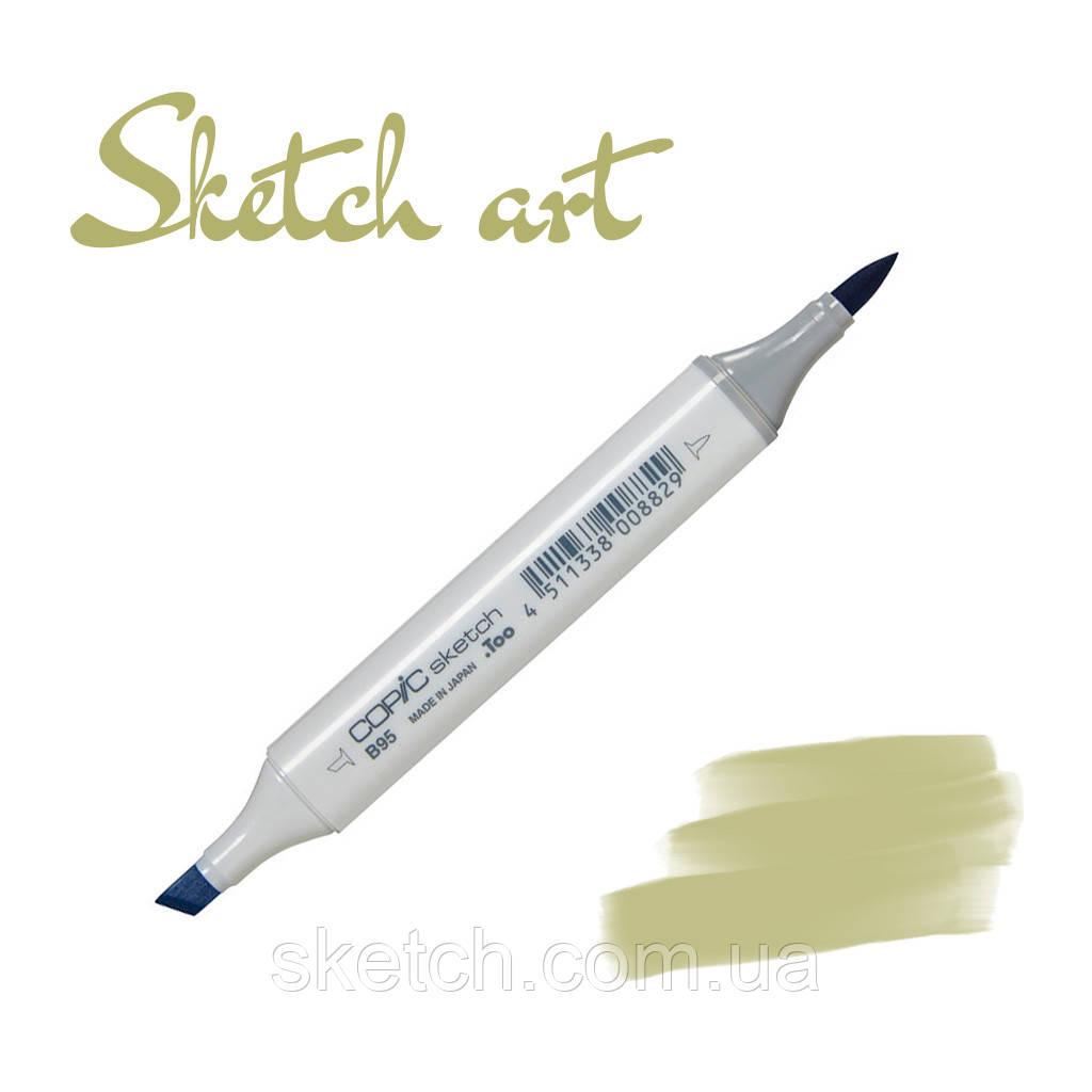 Copic маркер Sketch, #YG-93 Grayish yellow