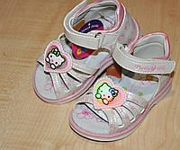 """Босоножки - сандалии для девочки с мигалками """" Kitty"""" 26 - 16,3 см , фото 1"""